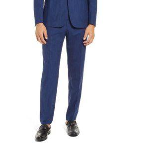 HUGO BOSS Nolvay Pinstripe Wool trouser